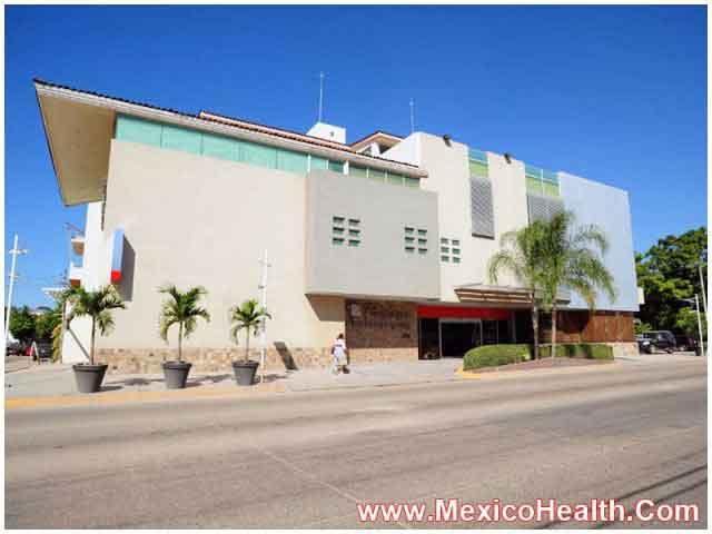 Hospital in Puerto Vallarta - Mexico