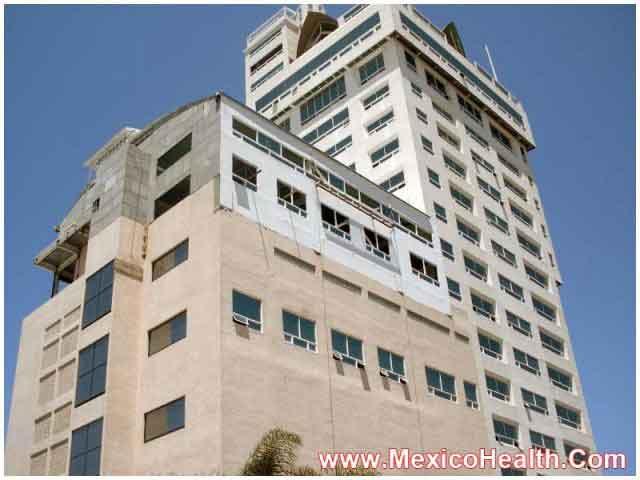 Hospital in Tijuana - Mexico