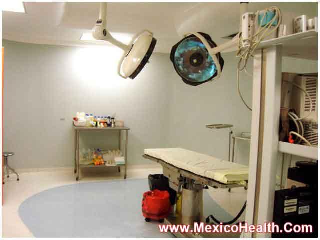 Puerto Vallarta Hospital Operation Theater - Mexico