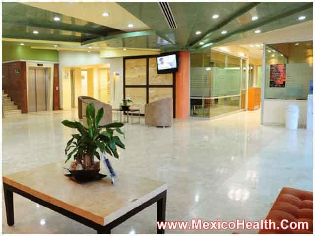 Mexico Hospital Interiors