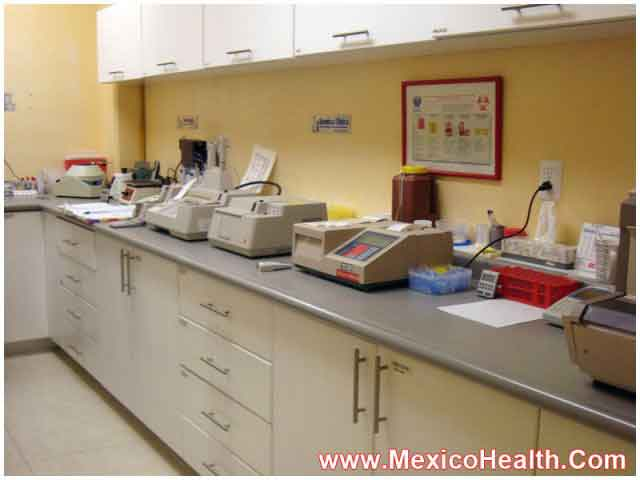Hospital Lab - Mexico