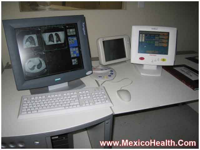 Technical Equipment Hospital in Mexico