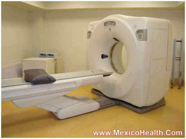 MRI Scanner Hospital in Mexico