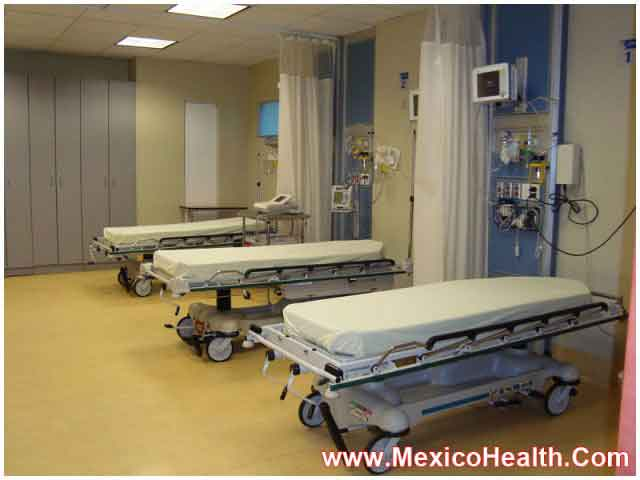 Super Specialty Hospital in Mexico