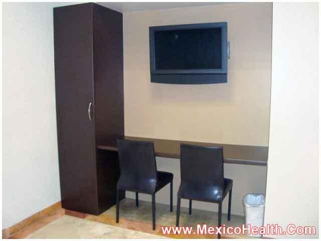 Mexico Hospital Facilities