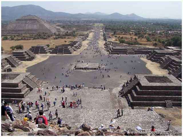 The Lost City of Teotihuacan