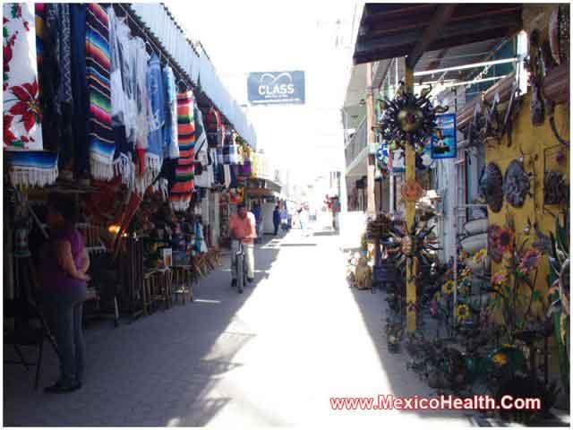 Algodones Market