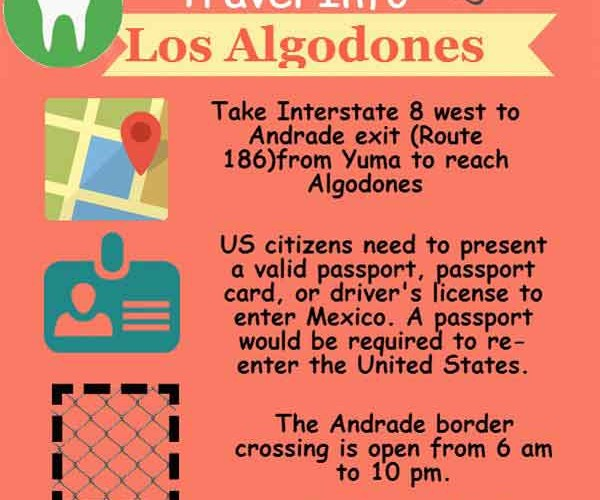 Los Algodones Travel Info