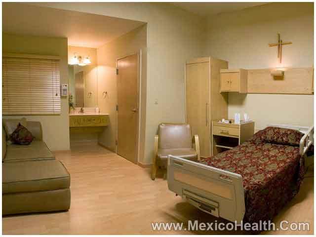 Special Patient Room in a Hospital in Puerto Vallarta - Mexico
