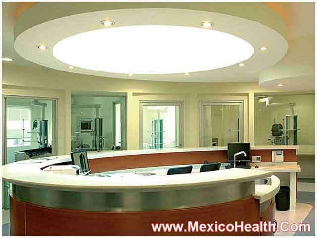 Intensive Care Unit - ICU in Mexico Hospital