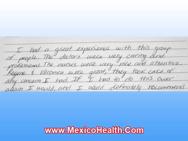 Heather's Gastric Sleeve Review - Tijuana